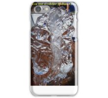 Frozen Indian iPhone Case/Skin