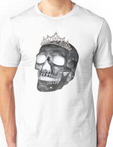 Dark Skull Princess Unisex T-Shirt
