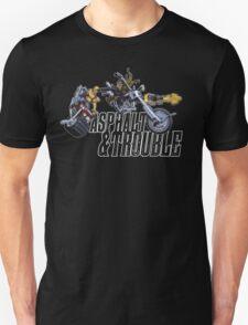 Asphalt & Trouble - Dark Unisex T-Shirt