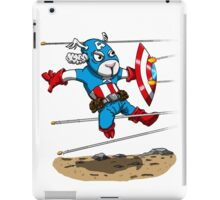 Cap. Sheep iPad Case/Skin