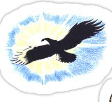 American indian  Sticker