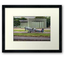 Supermarine Spitfire Mk LF XVIE TE311   Framed Print