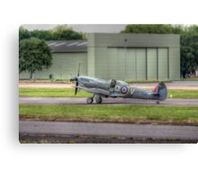 Supermarine Spitfire Mk LF XVIE TE311   Canvas Print