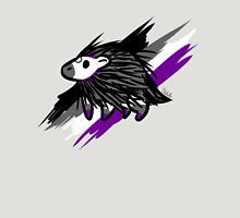 The Asexual Porcupine! Womens Fitted T-Shirt