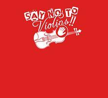 Anti-Violins Unisex T-Shirt