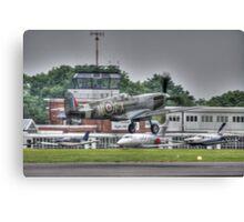 The Spirit of Kent Takeoff  Canvas Print