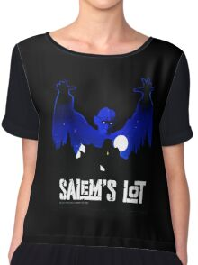 Salem's Lot Stephen King Chiffon Top