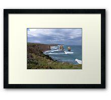 Great Ocean Road 1 Framed Print