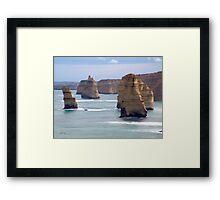 Great Ocean Road 2 Framed Print