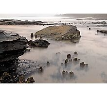Tidal 4 Photographic Print