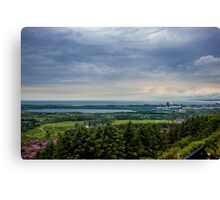 Port Talbot. Canvas Print