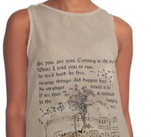 Are you coming to the tree? Contrast Tank