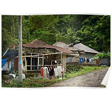 The uniqueness of cemetry on Trunyan, Bali - #03 of16 Poster