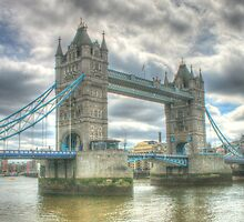Tower Bridge London by Michael Matthews