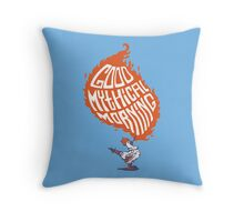 good mythical morning Throw Pillow
