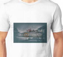 Fairey Swordfish Mk1 Salute Unisex T-Shirt