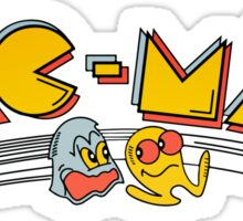 Pac Man Sticker