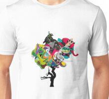 Designer T-shirt - Tree Unisex T-Shirt