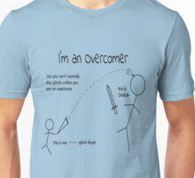 I'm an overcomer Unisex T-Shirt