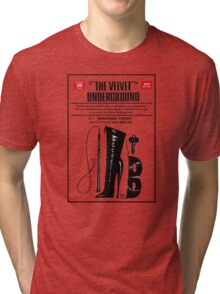 The Velvet Underground Tri-blend T-Shirt