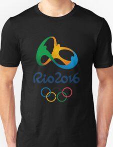 Rio Olympic 2016 Unisex T-Shirt