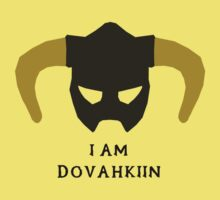 I am Dovahkiin Kids Clothes