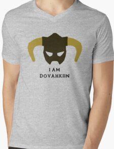 I am Dovahkiin Mens V-Neck T-Shirt