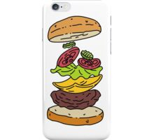 Roberts Burger iPhone Case/Skin
