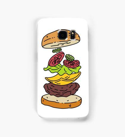 Roberts Burger Samsung Galaxy Case/Skin