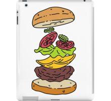Roberts Burger iPad Case/Skin