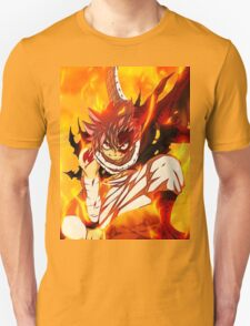 Natsu - Dragon Mode Unisex T-Shirt