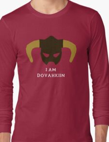 I am Dovahkiin Long Sleeve T-Shirt