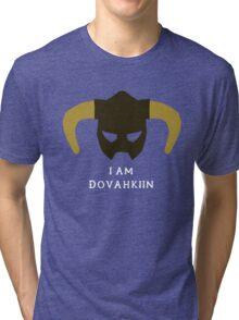 I am Dovahkiin Tri-blend T-Shirt