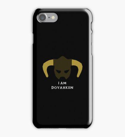 I am Dovahkiin iPhone Case/Skin
