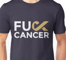 Fuck cancer shirt Unisex T-Shirt