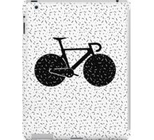 Track Bike Vector Art iPad Case/Skin