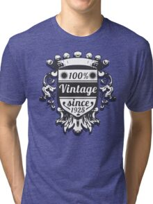 Vintage Labels Tri-blend T-Shirt