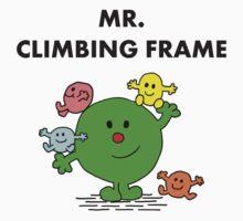 Mr Climbing Frame Baby Tee