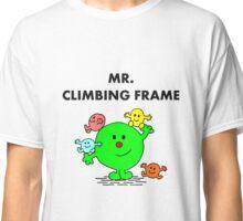 Mr Climbing Frame Classic T-Shirt