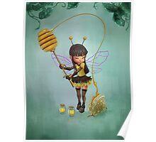 Honey Queen Poster
