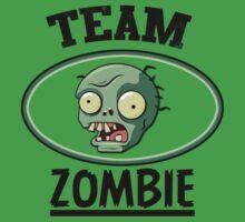 Team Zombie One Piece - Short Sleeve