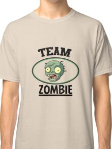 Team Zombie Classic T-Shirt