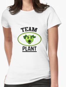Team Plant Womens Fitted T-Shirt