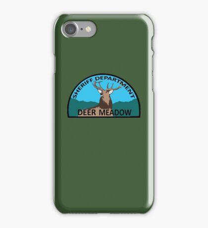Deer Meadow Sheriff Department iPhone Case/Skin