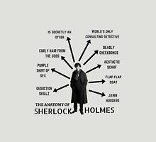 The Anatomy of Sherlock Holmes Unisex T-Shirt