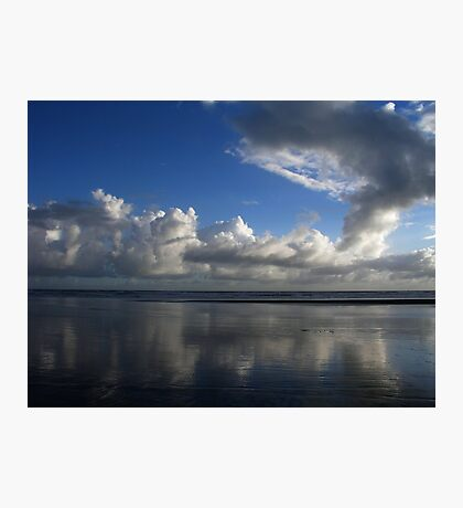 Sea and Sky Photographic Print