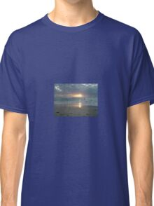 Windsurfers at sunset in Geralton_Western Australia Classic T-Shirt