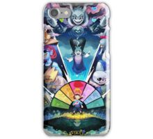 Awesome Undertale Art iPhone Case/Skin
