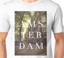 AMS TER DAM Unisex T-Shirt