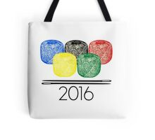 Craft Olympics - 2016 Tote Bag